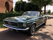 Ford Mustang Convertible 1968